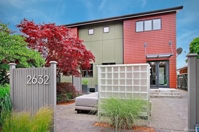 2632 26th Ave W, Seattle, WA 98199 - MLS#: 1307272
