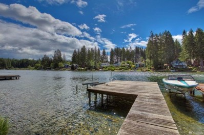 5540 E Mason Lake Dr W, Grapeview, WA 98546 - MLS#: 1308519