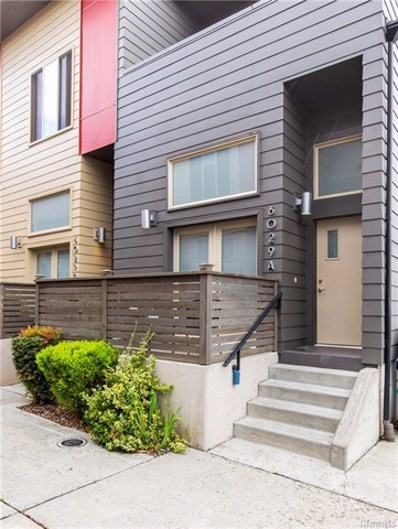 6029 California Ave SW UNIT A, Seattle, WA 98136 - MLS#: 1309406