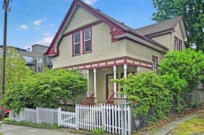 1023 E Jefferson St, Seattle, WA 98122 - MLS#: 1309559