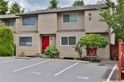 120 124th St SW UNIT F10, Everett, WA 98204 - MLS#: 1309588