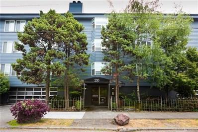 210 Boylston Ave E UNIT 204, Seattle, WA 98102 - MLS#: 1311008