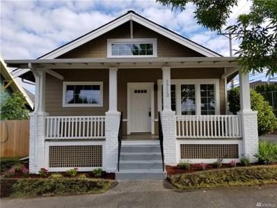 1713 S 11th St, Tacoma, WA 98405 - MLS#: 1312087