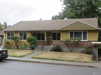 430 NW 100th Place, Seattle, WA 98177 - MLS#: 1312639