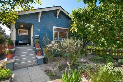 5315 8th Ave NE, Seattle, WA 98105 - MLS#: 1313061