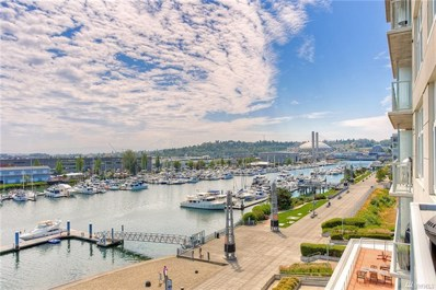 1515 Dock St UNIT 517, Tacoma, WA 98402 - MLS#: 1313276
