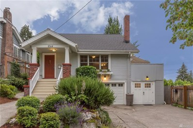 2314 E Lynn St, Seattle, WA 98112 - MLS#: 1313908