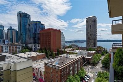 2201 3rd Ave UNIT 1307, Seattle, WA 98121 - MLS#: 1316937