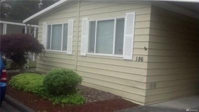 620 112th St SE UNIT 186, Everett, WA 98208 - MLS#: 1316998