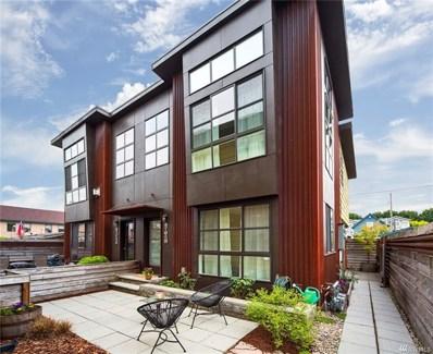 6706 Corson Ave S UNIT B, Seattle, WA 98108 - MLS#: 1317542