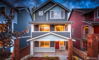 3208 SW Holly (Lot 25BB) St, Seattle, WA 98126 - MLS#: 1318608