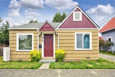 815 S 45th St, Tacoma, WA 98418 - MLS#: 1320458
