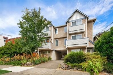 814 N 43rd St UNIT C, Seattle, WA 98103 - MLS#: 1322770