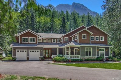 7402 Moon Valley Rd SE, North Bend, WA 98045 - MLS#: 1322923