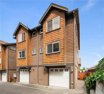 757 N 95th St UNIT B, Seattle, WA 98103 - MLS#: 1323110
