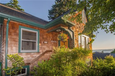 4121 SW Frontenac St, Seattle, WA 98136 - MLS#: 1324292