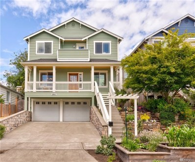 844 64th St, Seattle, WA 98107 - MLS#: 1325155