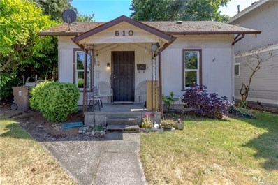 510 S 35th St, Tacoma, WA 98418 - MLS#: 1326330