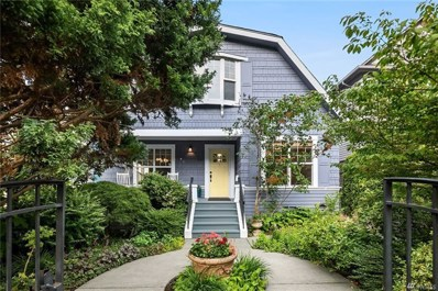 1612 37th Ave, Seattle, WA 98122 - MLS#: 1326745