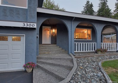 3300 166th Place SW, Lynnwood, WA 98037 - MLS#: 1327285