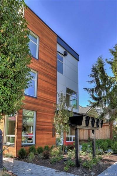 3837 Linden Ave N, Seattle, WA 98103 - MLS#: 1327713