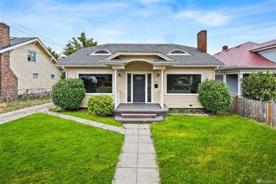 6010 S Warner St, Tacoma, WA 98409 - MLS#: 1328504