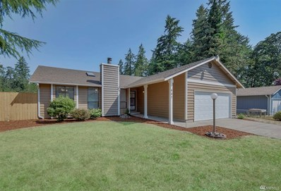 407 189th St Ct E, Spanaway, WA 98387 - MLS#: 1329101