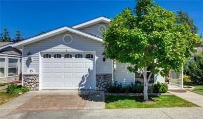 3993 Gentlebrook Lane UNIT 15, Bellingham, WA 98226 - MLS#: 1329741