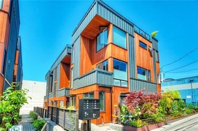 3621 Interlake Ave N UNIT B, Seattle, WA 98103 - MLS#: 1330096