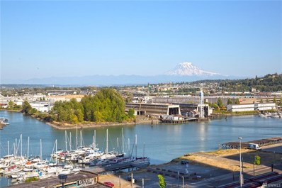 1120 Cliff Ave UNIT 406, Tacoma, WA 98402 - MLS#: 1330530