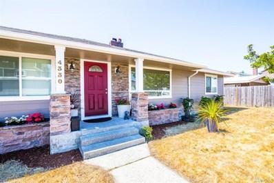 4330 S Warner St, Tacoma, WA 98409 - MLS#: 1332269