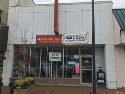 113 W Main St, Monroe, WA 98272 - MLS#: 1332600