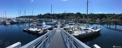 20 Williamson Landing Marina #20, Bainbridge Island, WA 98110 - MLS#: 1332631