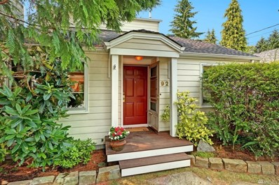 9207 20th Ave NE, Seattle, WA 98115 - MLS#: 1333700