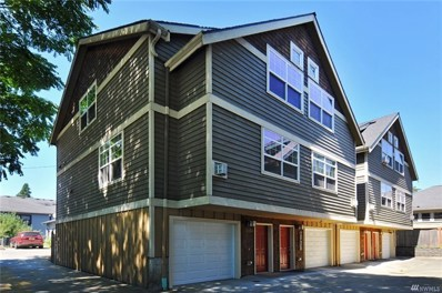 7803 12th Ave NE UNIT B, Seattle, WA 98115 - MLS#: 1334163