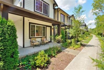 10260 NE 157th Place UNIT 101, Redmond, WA 98052 - MLS#: 1334602