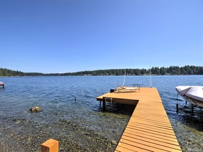 3660 E Mason Lake Dr W, Grapeview, WA 98546 - MLS#: 1336093