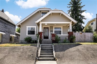 408 E 34th St, Tacoma, WA 98404 - MLS#: 1337755