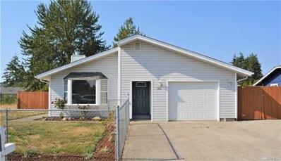 1523 S 93rd St, Tacoma, WA 98444 - MLS#: 1337779