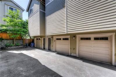 10715 Greenwood Ave N UNIT B, Seattle, WA 98133 - MLS#: 1337804