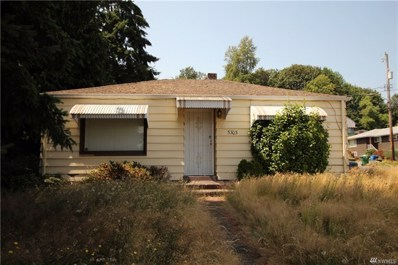 5303 32nd Ave S, Seattle, WA 98118 - MLS#: 1337820