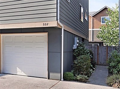 932 N 96th St, Seattle, WA 98103 - MLS#: 1340055