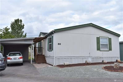 2600 E Division St UNIT 88, Mount Vernon, WA 98273 - MLS#: 1340819