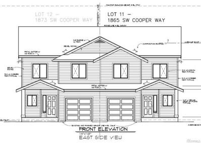 1865 SW Cooper Wy, Oak Harbor, WA 98277 - MLS#: 1343022