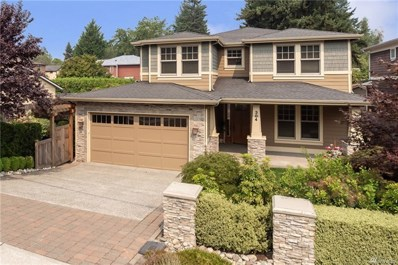 304 18th Ave, Kirkland, WA 98033 - MLS#: 1343487