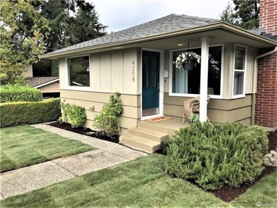 4208 SW Thistle St, Seattle, WA 98136 - MLS#: 1344040