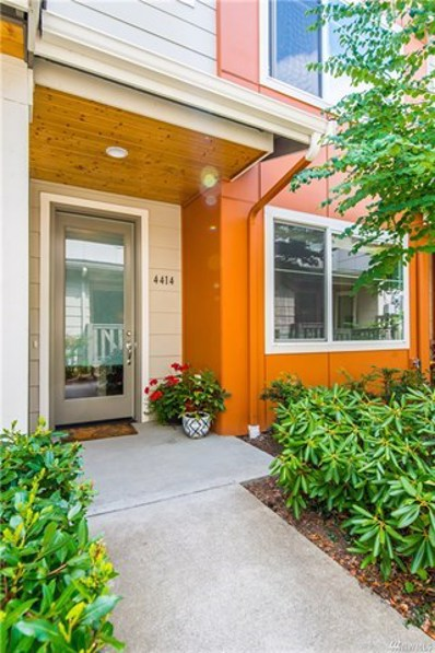 4414 Martin Luther King Jr Wy S, Seattle, WA 98108 - MLS#: 1344637
