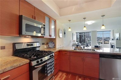 819 Virginia St UNIT 1801, Seattle, WA 98101 - MLS#: 1345218