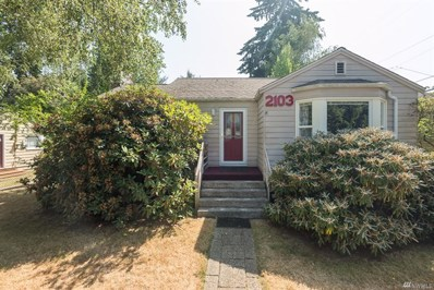 2103 N 140th St, Seattle, WA 98133 - MLS#: 1345510