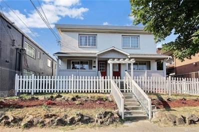 4540 S Henderson St UNIT A, Seattle, WA 98178 - MLS#: 1345686